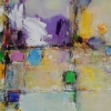 De ce sa pictezi un tablou abstract in ulei